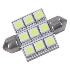 Lampada-Led-BA36-5050-9---9-Leds-Automotiva--102-