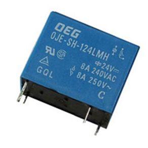 Rele-oje-ss-124lmh-8amper-bobina-24vdc-4-terminais-1-contato-na-OJESS-124LMH-Codigo-Compra-RDR-21203-