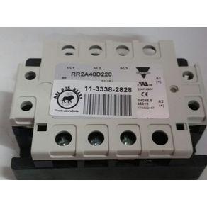 Rele-Controle-de-Motor-RR2A48D220-22KW-480V-