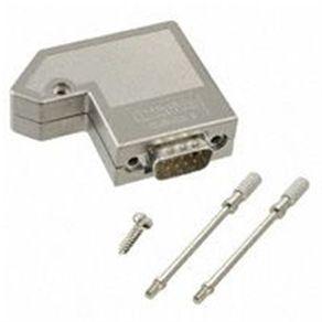 Conector-Serial-db9-Macho-SUBCON9-MSH-DB9-M-Cabo-